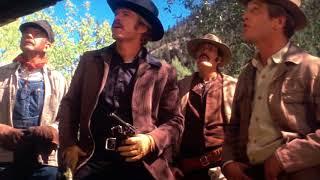 Butch Cassidy/Sundance Kid- Train robbery