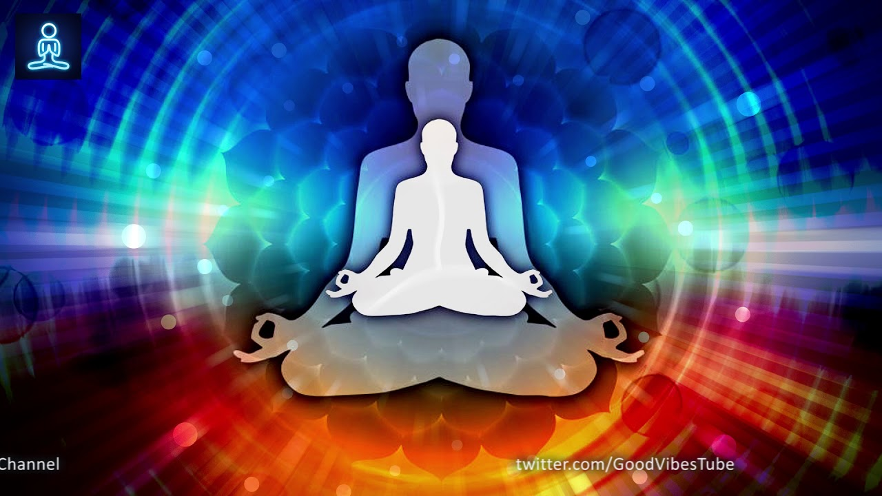 432Hz Heal Your Aura : Boost Positive Energy - Theta Binaural Beats - Positive MIndset