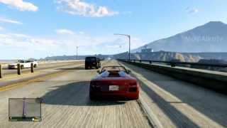 GTA 5 Самая быстрая тачка в игре. Speed avto