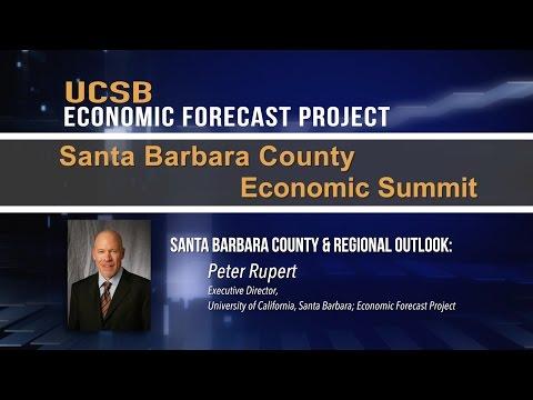 UCSB Economic Forecast Project 2015: Santa Barbara County Economic Outlook