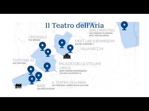 Il Teatro dell'Aria MilanoDesign Fair 2017 ENG