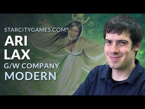 Modern: G/W Company with Ari Lax - Round 1