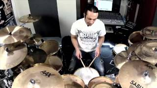 George Kollias: Odyssey of Double Bass Drumming, Lesson 1