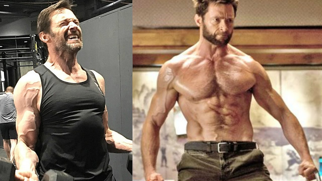 how to get a body like wolverine