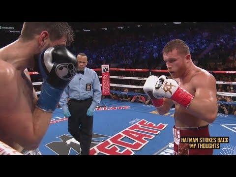 CANELO ALVAREZ VS ROCKY FIELDING - KNOCKOUT!!! POST FIGHT REVIEW (NO FOOTAGE)