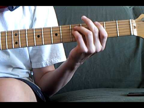HOW TO PLAY CHOP SUEY IN STANDARD TUNING