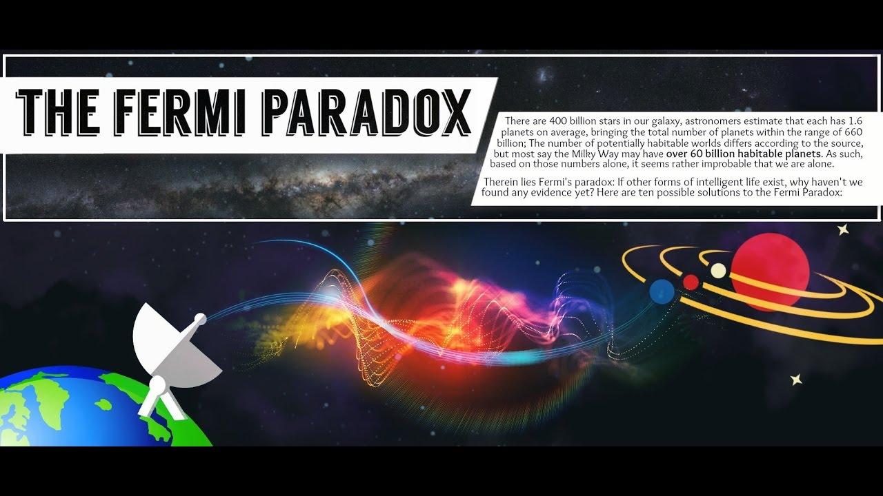 The Fermi Paradox - YouTube