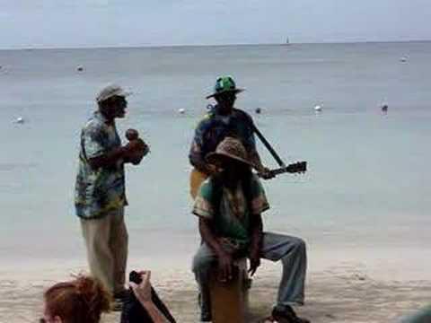 Jamaica Negril Sandals Beach Band