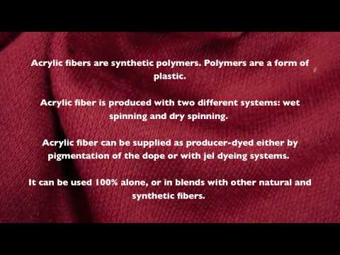 Acrylic Textile