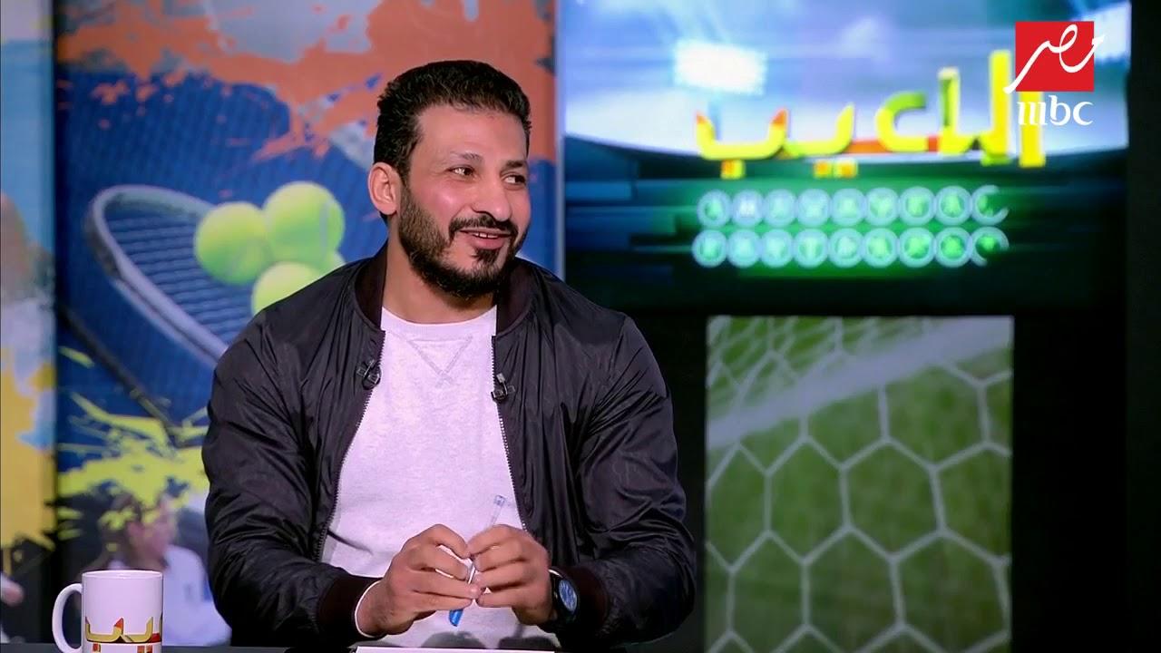 إبراهيم سعيد: عامر حسين غير قادر على تنظيم مسابقة الدوري