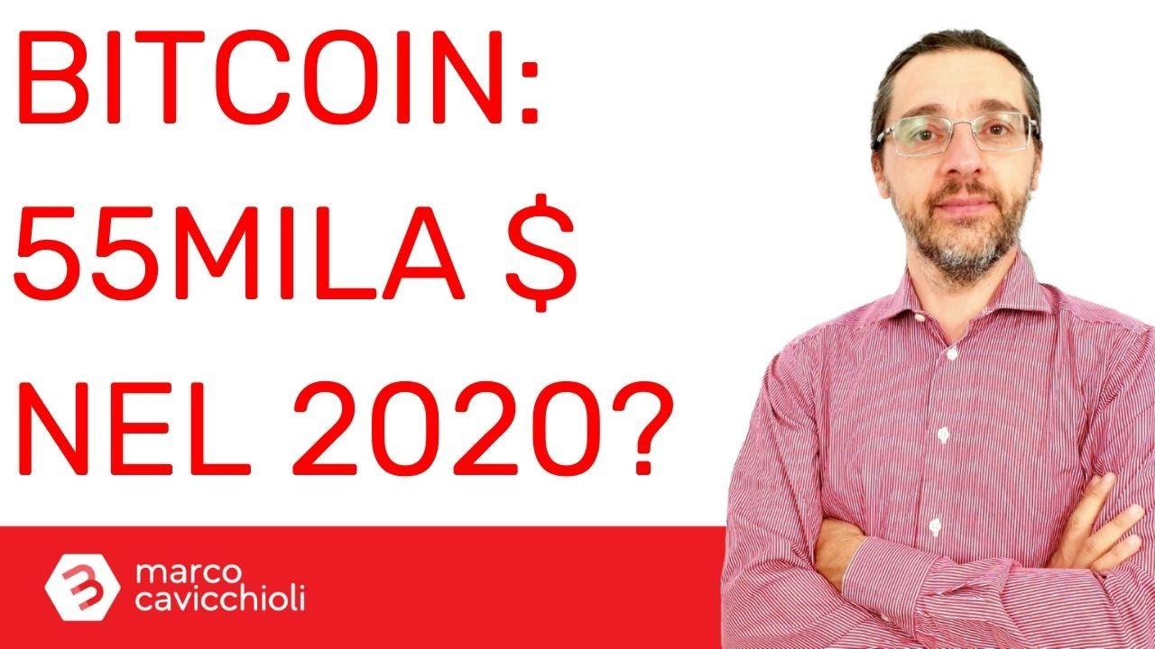 Bitcoin halving 2020 ita