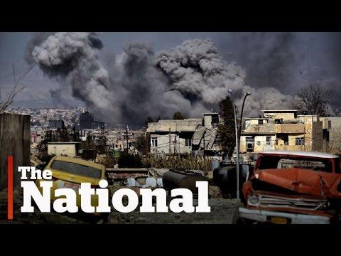 Civilian casualties in Mosul airstrikes