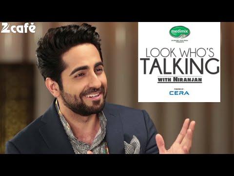 Look Who's Talking With Niranjan   Celebrity Show   Ayushmann Khurrana   Season 2   Full Episode 09