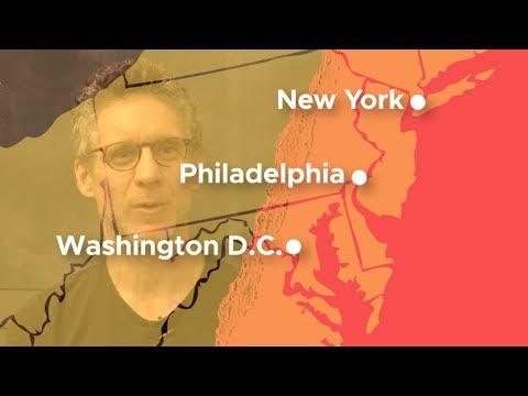 Why Is Washington D.C. The U.S. Capital?