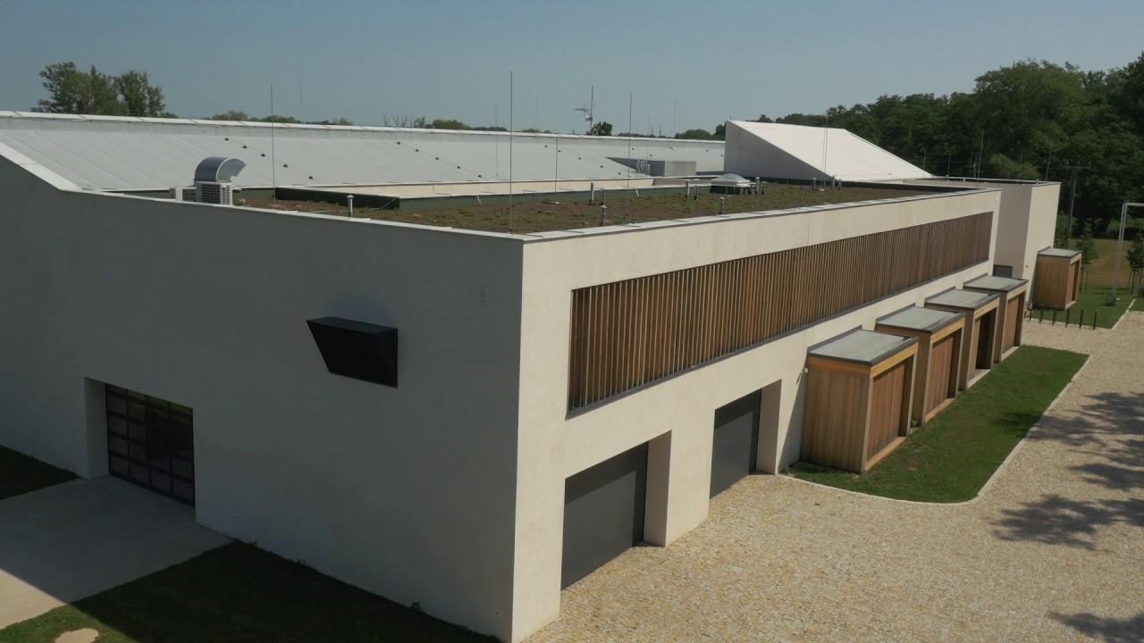 Výzkumná základna Archeologického ústavu Mikulčice
