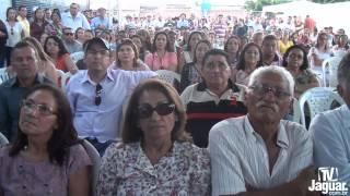 Eunicio Oliveira e Pimentel inauguram agências INSS em Jaguaribe e Iracema 23 05 2014