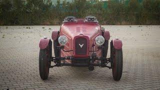 Drifting A 1930s Racing Car (ENG SUBS)