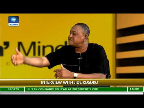 I Became A Professional Actor As A Child In 1964 - Jide Kosoko |Rubbin' Minds|