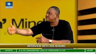 I Became A Professional Actor As A Child In 1964 - Jide Kosoko Rubbin39 Minds