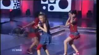 María Isabel - Antes Muerta Que Sencilla (Junior Eurovision Song Contest 2004)