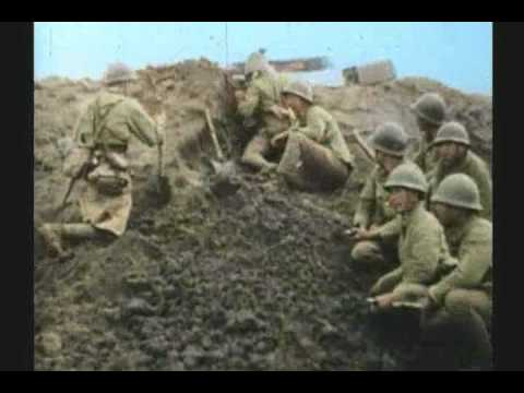 WWII BURMA CONDUIT TO INDIA 1 of 3 RARE COLOR FILM