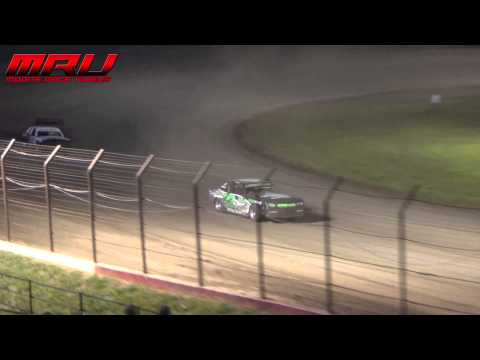 Thunder Car Feature at Park Jefferson Speedway on July 26th