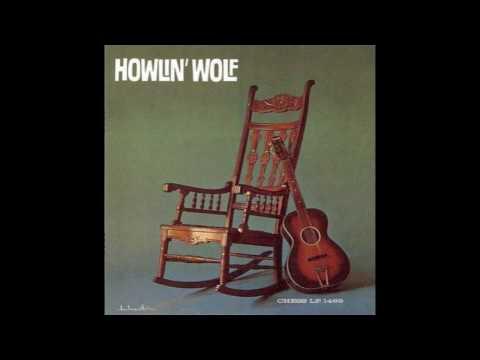 Howlin' Wolf - Who's Been Talkin'