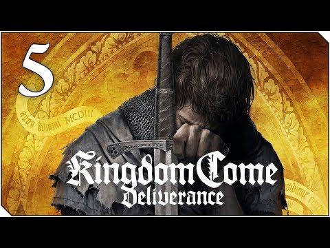 KINGDOM COME DELIVERANCE   Capítulo 5   Me reta un Noble a un duelo de Arco y Espada!