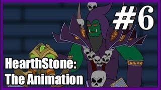 HearthStone Cartoon: Anduin VS Guldan. Animation #6