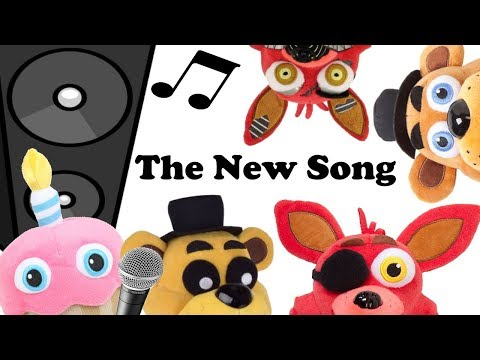 Fnaf Plush  The New Song