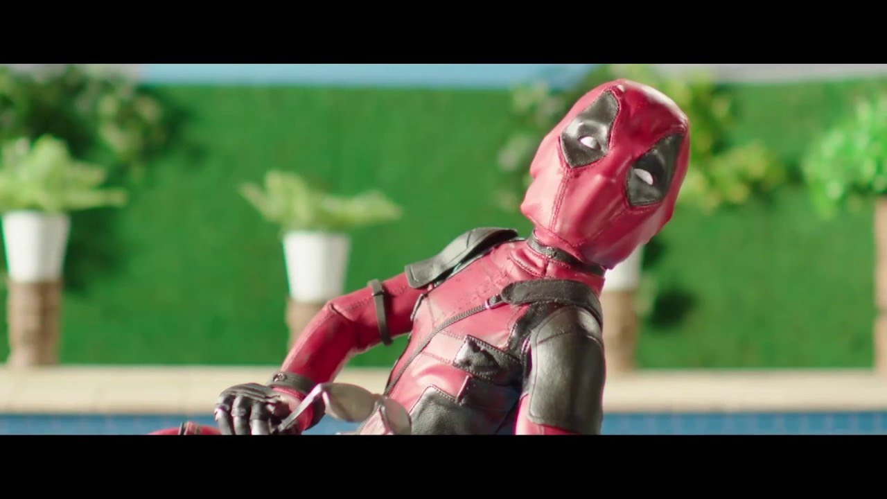 Download Deadpool (2016) - Blu-ray Promo Clip 'Stan Lee' (VO)