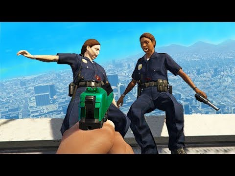 Приколы в GTA 5 | WDF 64 | Рокет выпуск