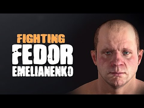 FEDOR EMELIANENKO & RYAN BADER COME FACE TO FACE 2 DAYS ...