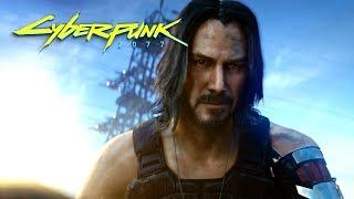 Cyberpunk 2077 with Keanu Reeves - Microsoft Xbox E3 2019