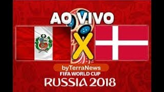 🔴 FOX SPORTS AO VIVO - Peru x Dinamarca AO VIVO