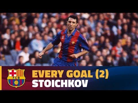 BARÇA GOALS | Hristo Stoichkov (1993-1998)