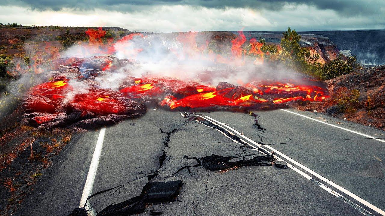 Yakın Zamanda Olması Beklenen 6 Doğal Felaket