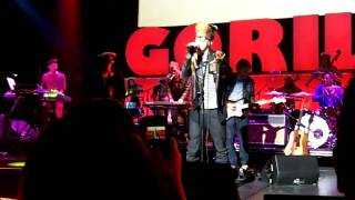 Gorillaz Daley Doncamatic (all played out)- 1st Time Ever - Dodge Theater - Phoenix, AZ 13 of 25