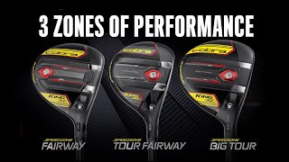 SPEEDZONE Fairway and Hybrid