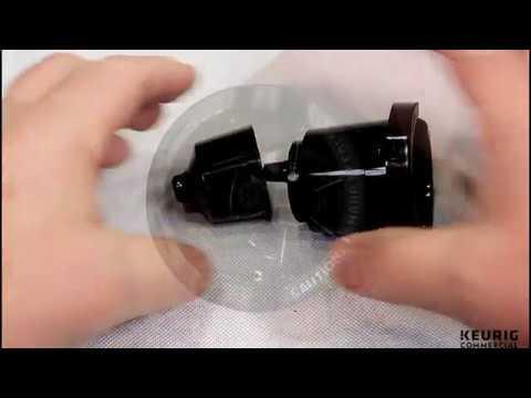 Keurig® K150/K150P Puncture Needles Cleaning Procedure