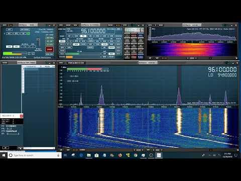 Charlotte Amalie Saint Thomas USVI FM radio bandscan
