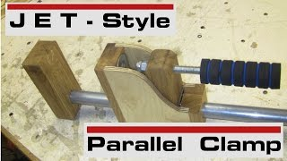 Shopmade Parallel Clamp