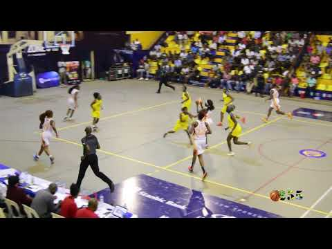 FIBA CLUB CHAMPIONSHIP ZONE V 2017: EQUITY vs DB LIONESS