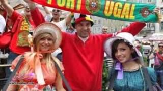 أحلى و أجمل البرتغاليات الجميلات في مونديال البرازيل 2014