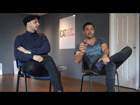 Joseph Millson on falling in love with the struggle and is extra work ok for actors?
