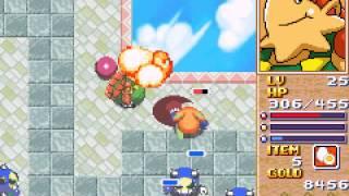 Klonoa Heroes - Densetsu no Star Medal - Klonoa Heroes - Densetsu no Star Medal (GBA / Game Boy Advance) Gameplay Part 4 - Chapter 4 - User video