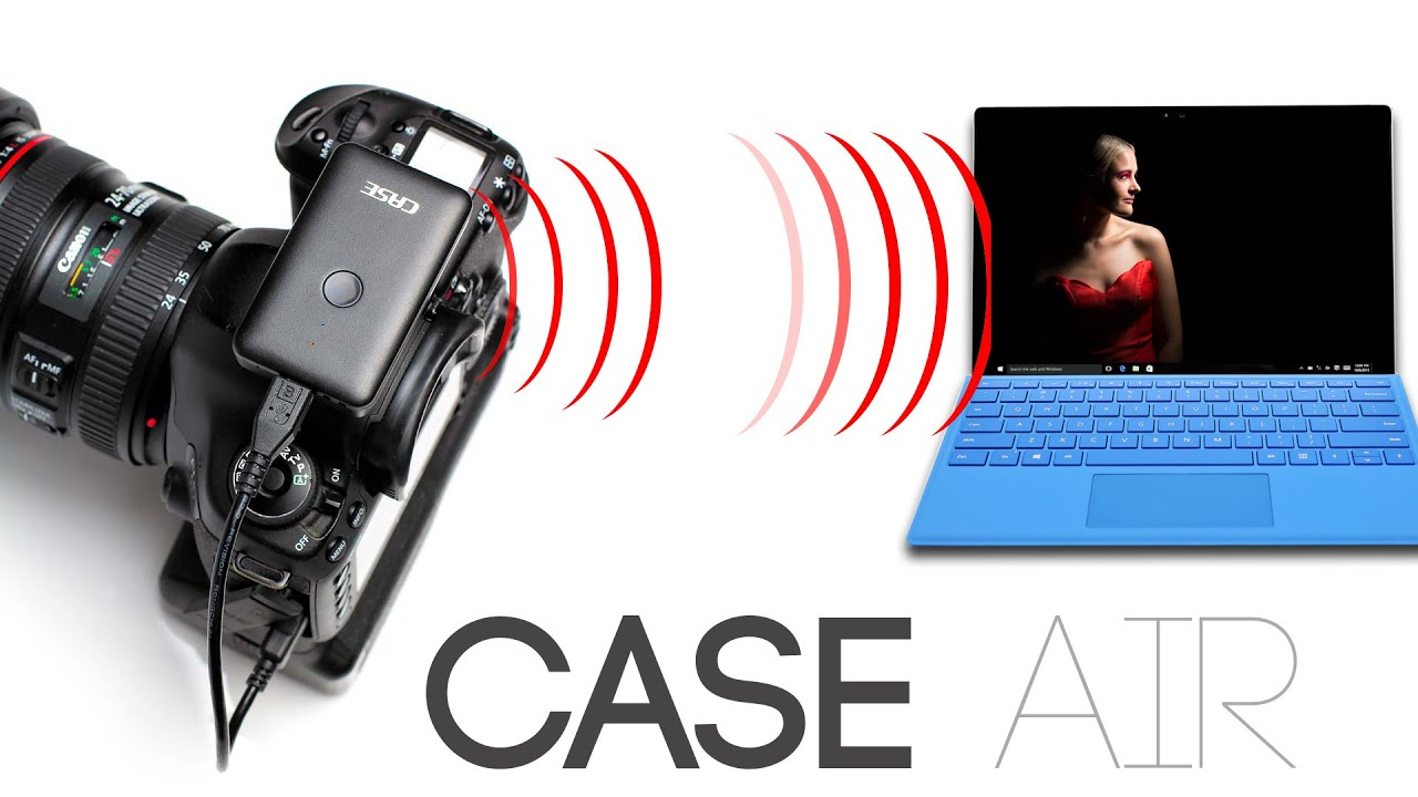 Goodbye Tether Cords: Testing out the New Case Air Wireless