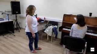 видео академический вокал