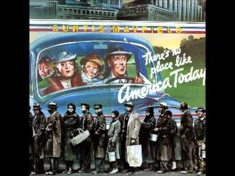Curtis Mayfield - Love to the people