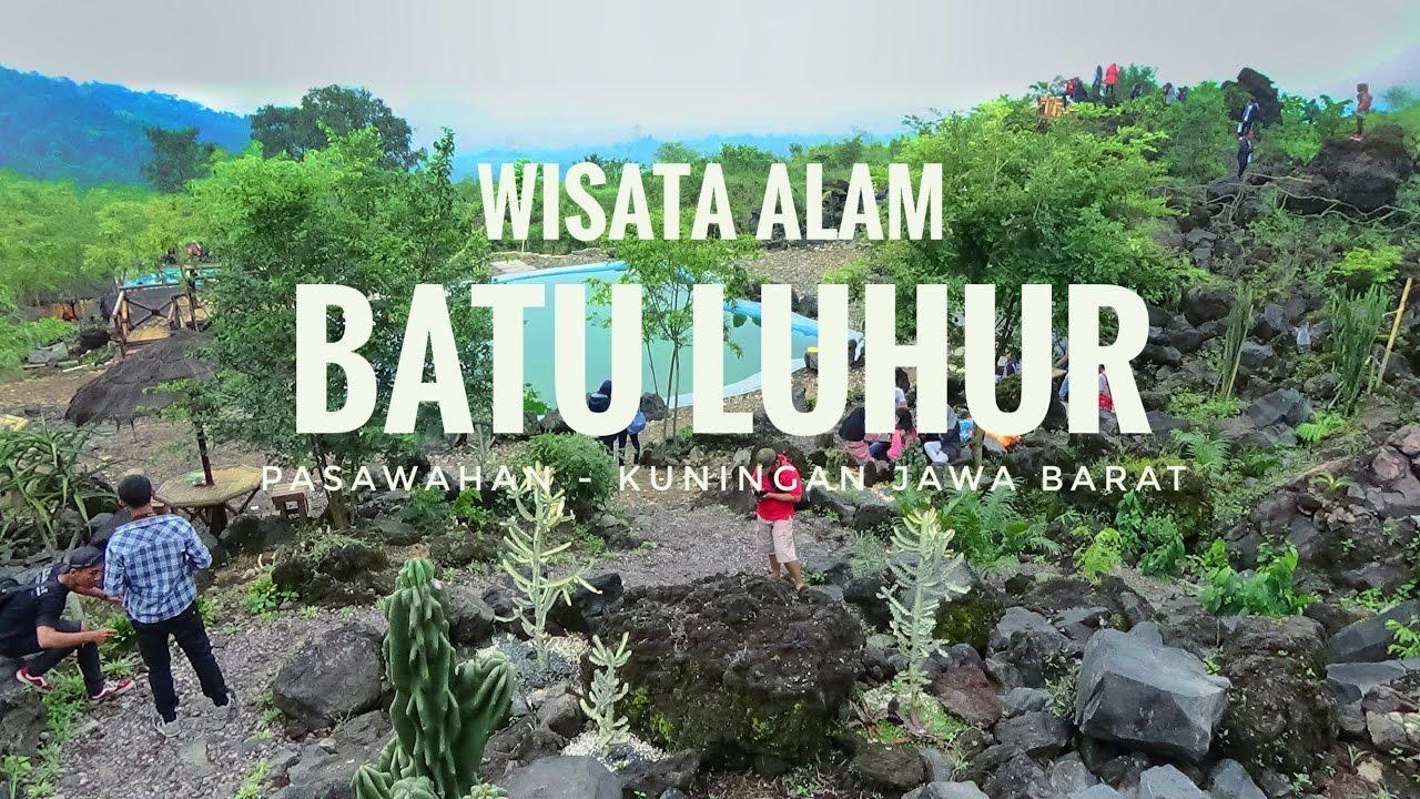 BATU LUHUR Kuningan Jawa Barat || #MVV